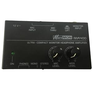 Mixer Preamplifier Microphone Headphone Personal-Monitor New Ma400 Eu-Plug