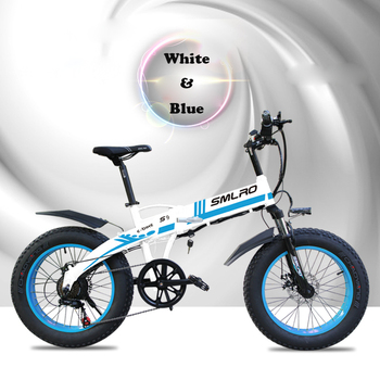 S9F Best-selling BAFANG 750W motor bike 20 inch fat tire electric bicycle for adults from factory directly 2