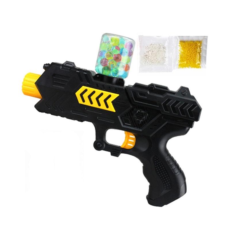 Children Toy Colored Soft Crystal Water Soft Toy TSLM1 Grow Paintball Gun Bullet Water Bullet Bead Gun For Gun Kid Pistol