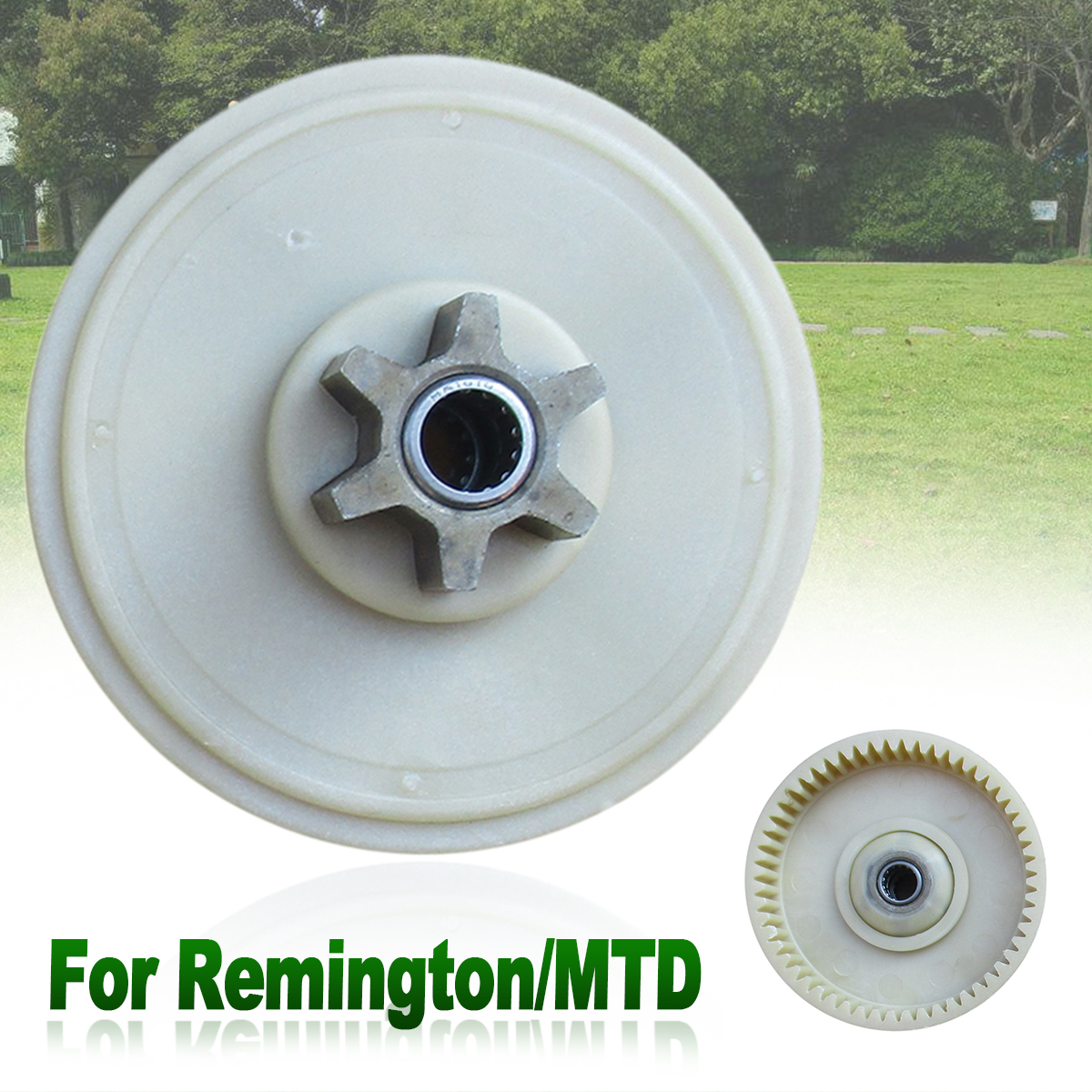 107713-01 717-04749 Electric Chainsaw Polesaw Sprocket Gear For Remington / MTD Chainsaw Replacement Parts