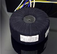500VA ( 500W ) Black Cloth Toroid Transformer 36V+36V/15V+15V