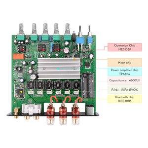 Image 5 - Aiyima tpa3116 amplificador digital de alta potência, subwoofer, áudio hifi, canal 2.1 w x 2 + 100w amplificadores