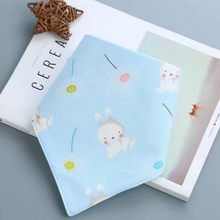 Hot Sale Baby Bibs Stuff Baberos Cotton biberon Baby Boys Girls Bandanas Bebes High Quality Saliva Towel Dribble Bandana Bibs(China)