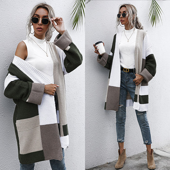 New Sweaters for Women Dress Knitted Autumn Cardigan Maxi Winter Pull Turtleneck Tunic Vintage Long Sleeve Warm Casual Clothes kids children sweaters winter 2020 casual turtleneck knitted sweaters for girls warm boy sweaters cotton girls cardigan clothes