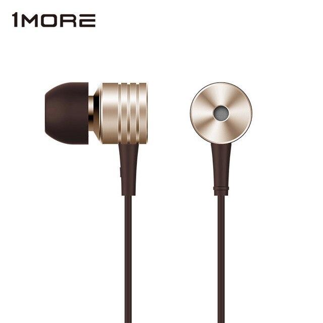 1MORE E1003 مكبس 3 كلاسيكي داخل الأذن سماعة للهاتف مع أبل iOS و أندرويد ميكروفون متوافق و شاومي عن بعد
