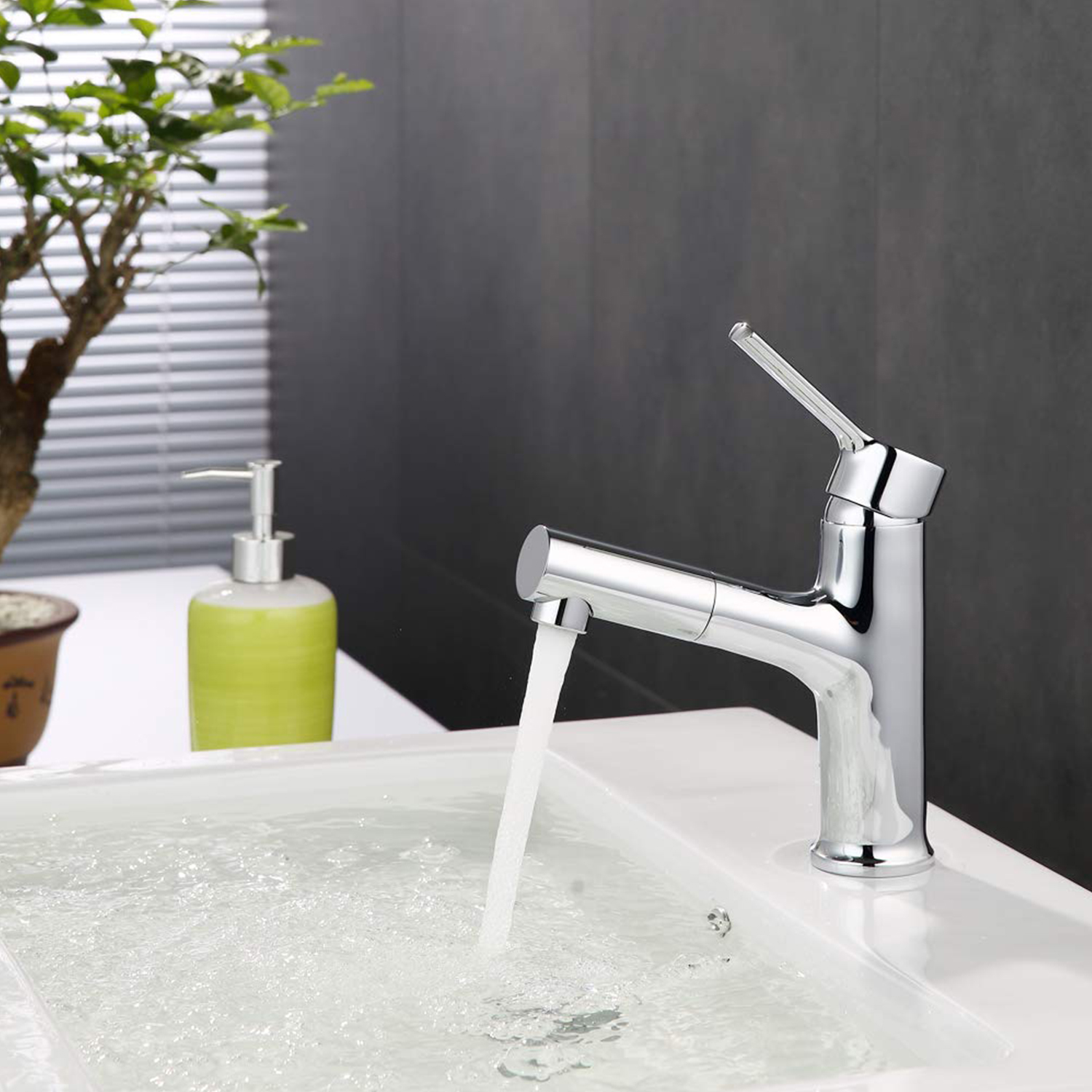 Kitchen Faucet Sprayer Head Sink 2 Functions Spray Head G1/2 Pull Out Spray Head Nozzle for Kitchen Faucet Pull Down Faucet