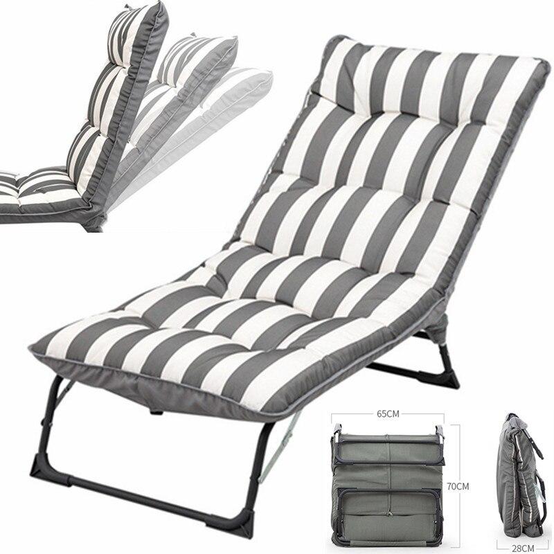 Canapé-lit pliant paresseux chaise longue dossier réglable salon canapés meubles de maison jardin plage chaise canapé de haute qualité