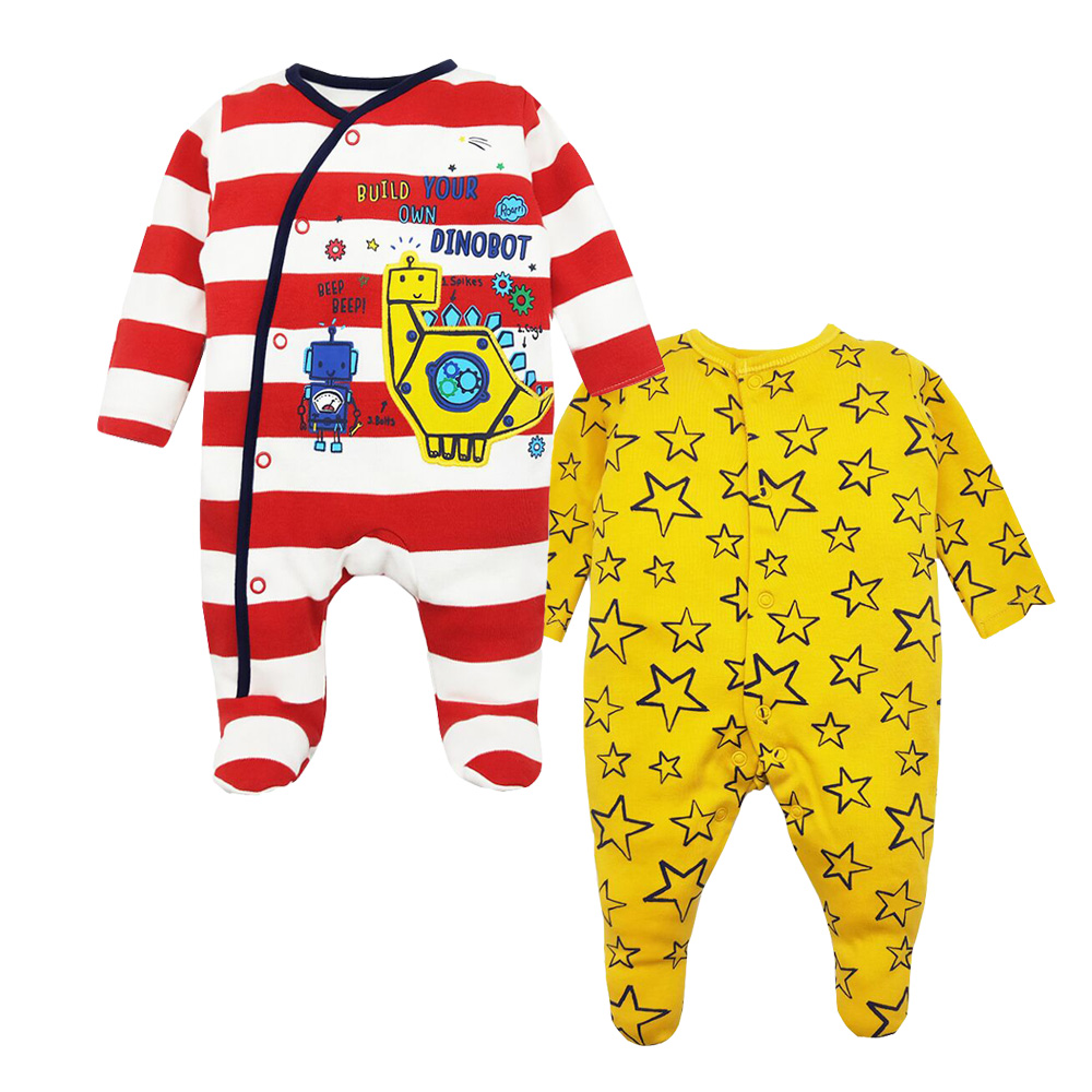 Toddler Boys Cute Short Sleeve Romper Jumpsuit Outfits Clothes Novelty Playsuits
