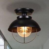 American loft retro industrial wind balcony ceiling light porch corridor cloakroom light entry light kitchen light