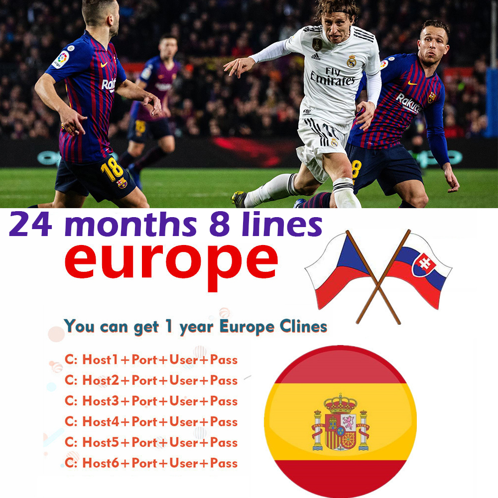 European Ccam Europe 2020 Latest CCam Cline Is Suitable For Spain Portugal Germany Poland GTmedia V8 Nova Satellite TV Receive