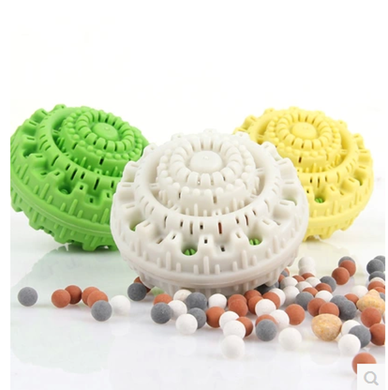 Eco Friendly Green Laundry Ball Reusable Anion Molecules Cleaning Magic Washing Personal Care Cleaning Tool|Laundry Balls & Discs|   - AliExpress