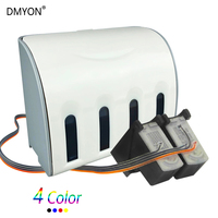 DMYON PG40 CL41 CISS Compatible for Canon PIXMA IP1600 IP1200 IP1900 MX300 MX310 MP160 MP140 MP150