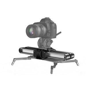 Image 1 - Neue Zeapon Micro 2 Kamera Slider Track Dolly Slider Schiene Professionelle Tragbare Mini Video Slider Für Canon Nikon Sony DSLR BMCC