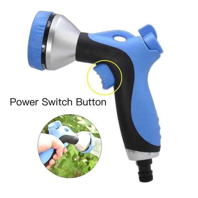 Фото новейший садовый водяной пистолет в 2020 году уникальный дизайн