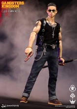 цена на For Collection full set Gangsters Kingdom Club 2 Van Ness(GK017) Wu Jianhao Van Ness Action Figure Colletible Toys