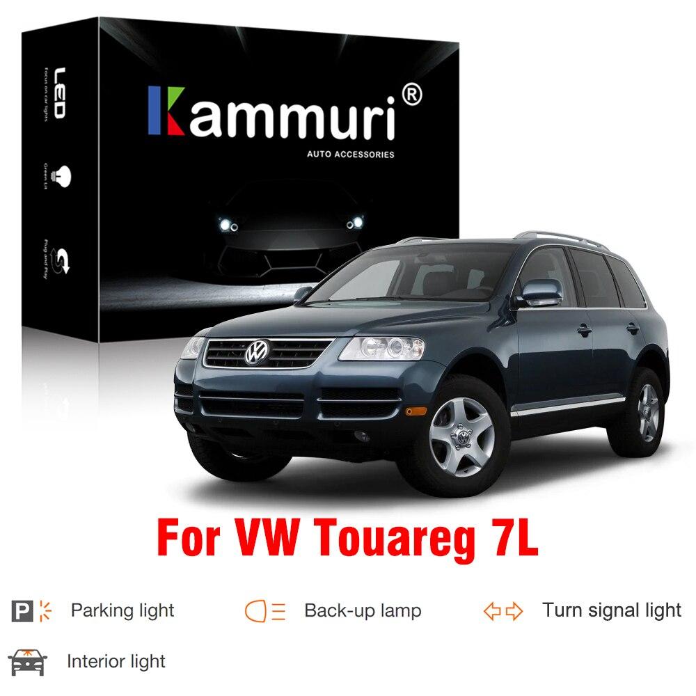 Canbus светодиодный наружный Интерьер лампы для Фольксваген Touareg 7L светодиодный сигнал поворота парковки обратная Лицензия Пластина светильник (2003 2010)|Сигнальная лампа|   | АлиЭкспресс
