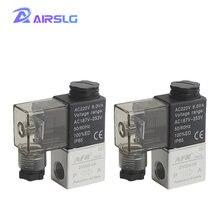 Клапан 2v025 08 12 В 24 110 220 36 воздушные электромагнитные
