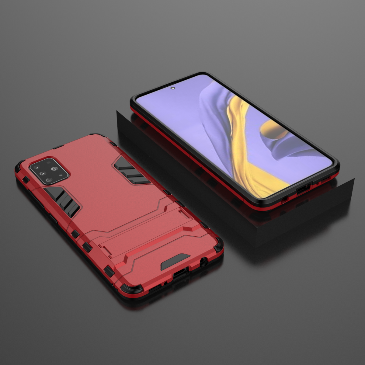 Shockproof Case For Samsung Galaxy A71 A51 A10 A30 A70 A60 A50 A40 S A80 A90 5G Cover Armor Cases For Samsung A 51 30 2019 A50S