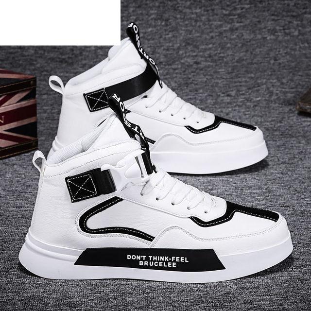 Messi-zapatos de alta calidad para hombre, zapatillas de Skateboarding al aire libre, informales, color negro, rojo, primavera y otoño, 2021 4