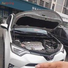 Accessori di supporto dellascensore dellasta idraulica della barra ammortizzatore della molla della copertura del cofano dellautomobile per Toyota RAV4 2013 2014 2016 2017 2018 XA40