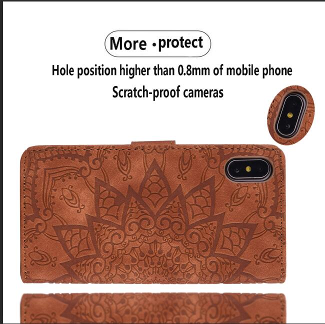 Leather Coque Wallet Case for iPhone 11/11 Pro/11 Pro Max 19