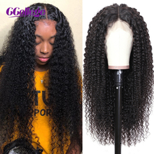 32 Inch 13×6 Lace Front Long Wigs Curly Brazilian Remy Human Hair Wigs For Women 150% Density Deep Hairline With Baby Hair Wigs