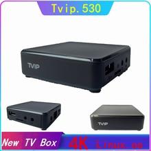 Newest TVIP Brand TVIP.530 4K Linux TV Box 8GB Amlogic S905W