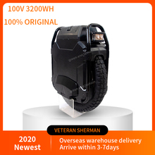 Electric Unicycle 20-Inch Veteran Sherman Off-Road Motor-Power Ncr18650ga-Battery 2500W