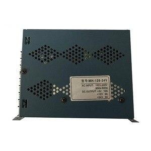 Image 4 - Fácil de aplicar fuente de alimentación Caja de marco máquina de Arcade módulo de conmutación dispositivo Negro Juegos Electrónicos duradero equipo práctico