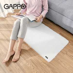 GAPPO Non Slip Bath Mat 60*90cm Bathroom Carpet Mat in the Bathroom Comfortable Bath Pad Bedroom Bathroom Rugs(China)