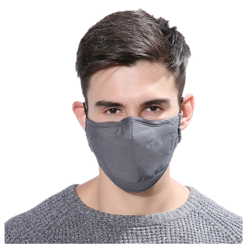 100Pcs/Lot 5 Layers Carbon Filter Face PM2.5 Anti Dust Mask Activated Insert Protective Filter Media Insert For Mouth Mask