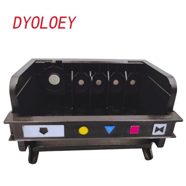 CB326 30002 CN642A 564 564XL 5 Slot Printhead Print head for HP 7510 7520 D5460 D7560 B8550 C5370 C5380 C6300 C6380 D5400 D7560