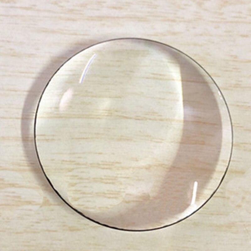 48mm K9 verre focale 78.3mm Double lentille convexe élément optique de haute précision pour les Instruments optiques de projecteur de caméra