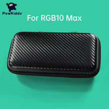 For POWKIDDY RGB10 MAX Handheld Game Players Protect Bag Case RGB10MAX Console Case