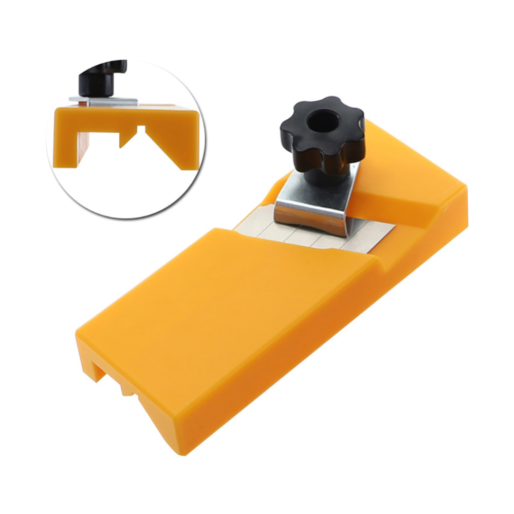 Woodworking Flat Plane Edger Planing Tool Professional Plasterboard Edge Planer Mini Hand Tool Drywall Edge Chamfer Hand Tools in Tool Parts from Tools