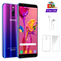 TEENO DUODUOGO J6+ Mobile Phone Android 8.1 3GB RAM 16GB 6.0 HD Screen Dual Sim 4800mAh 8MP 4G celular Smartphone cell phone