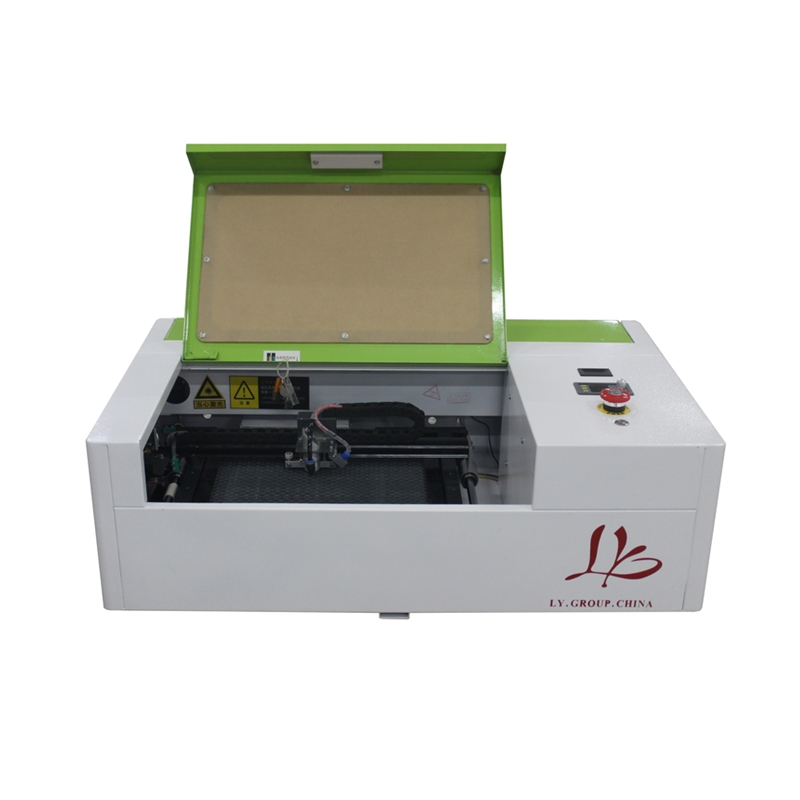 Mini Laser 3020 40W CO2 Laser Engraving Machine Diy Mini Laser Cutting Machine Cutting Plywood Coreldraw With LCD Control Panel