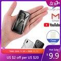 Супер Мини смартфон Melrose K15 32G Android 7,0 1580 мАч 4G 5 Мп WiFi MP4 LET Music портативный телефон подарок для детей PK S9 Plus