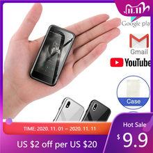 Super Mini Smartphone Melrose K15 32G Android 7,0 1580mAh 4G 5MP WiFi MP4 LASSEN SIE Musik Tragbare Telefon geschenk für Kinder PK S9 Plus
