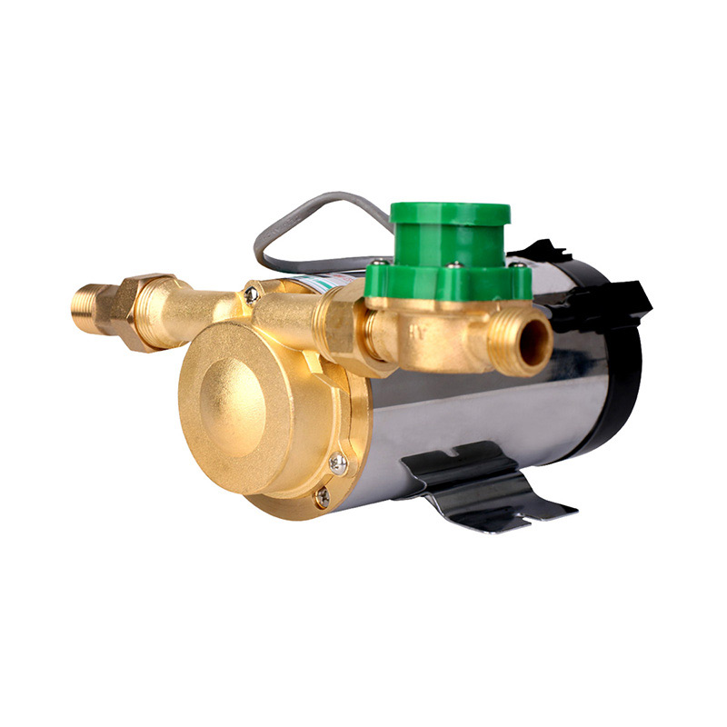 220V Solar Energy Hot And Cold Water Pump Booster Pump Household Mute For Tap Water Pipeline/heater With Automatic Flow Switch