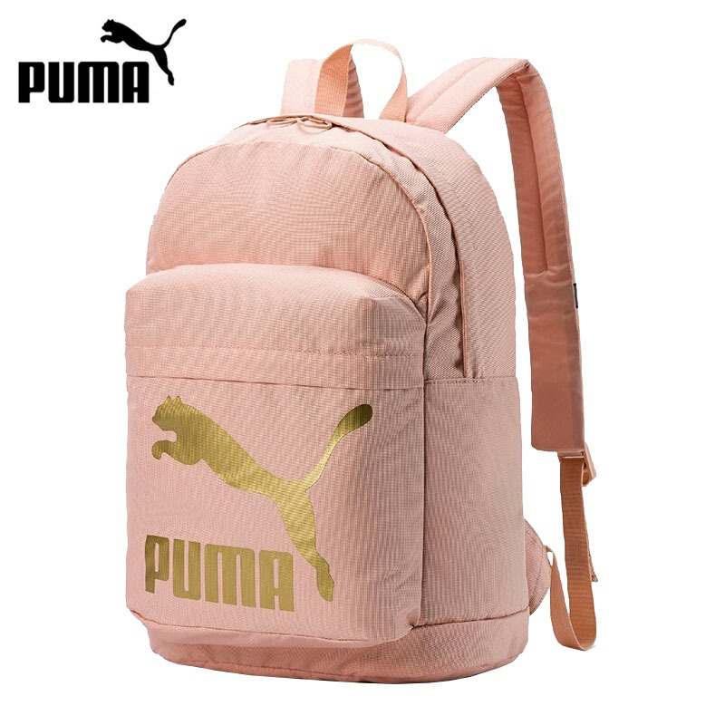 Original New Arrival   PUMA Originals Backpack Unisex  Backpacks Sports Bags