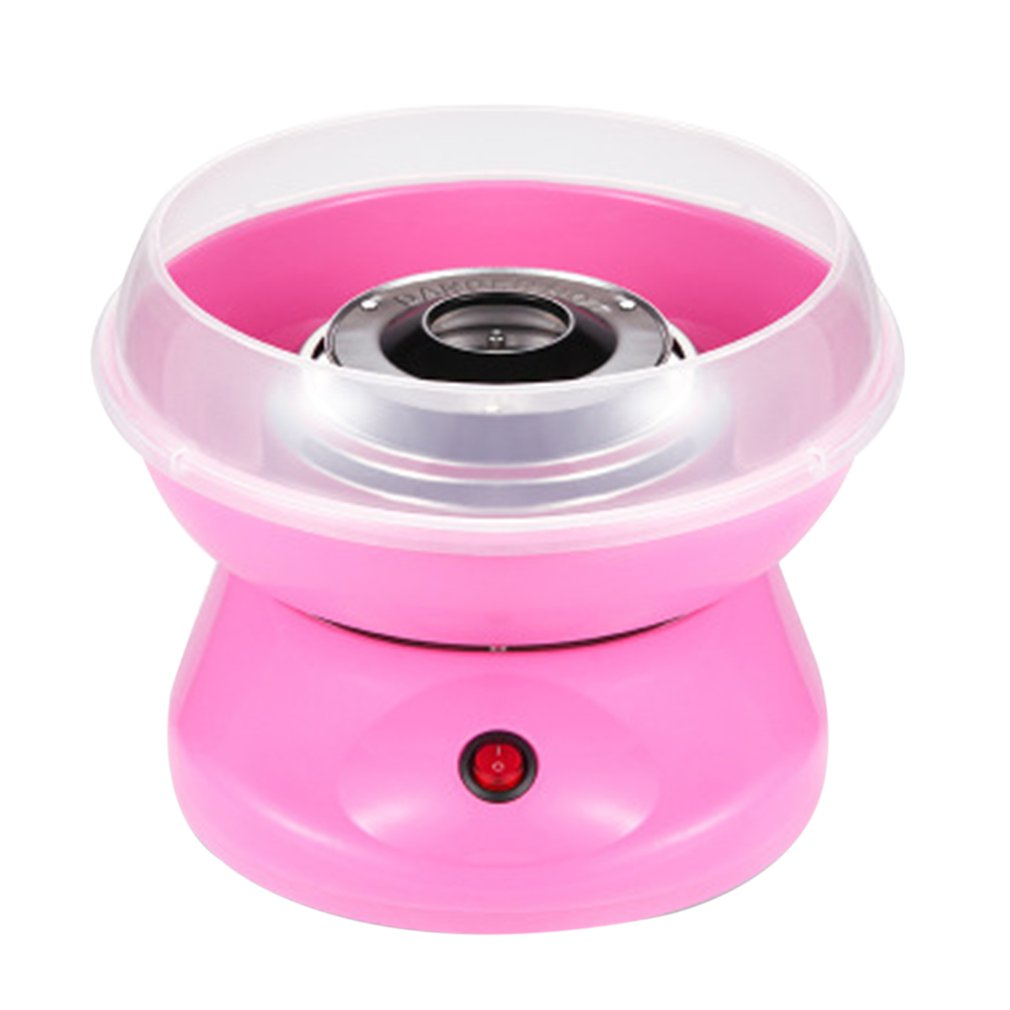 Household DIY Children Cotton Candy Machine Automatic Electric Fancy Mini Commercial Cotton Candy Machine