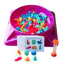 Novo 2021 treasure caça brinquedos formação pensamento lógico pais-criança educação precoce festa da família jogo de tabuleiro brinquedos para crianças
