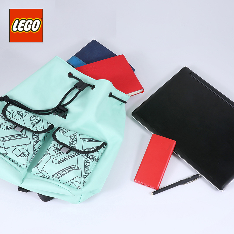 Lego LEGO Casual Large-capacity Backpack Fashion Outing Schoolbag Light 20132