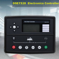 Durable Start Replace Generator Parts Panel Electronics Controller Professional Tool Module Auto Control Monitor For DSE7320