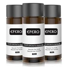 EFERO 2PCS Fast Powerful Hair Growth Essence Oil Hair Loss Products Essential Tr