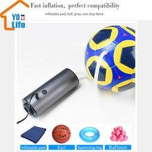 Мини-вакуумный насос, USB дорожный Электрический вакуумный насос, портативный ручной автоматический вакуумный упаковщик, экономия пространства для одежды и еды