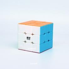 Qiyi magiczna kostka Qiyi wojownik W 3 #215 3 kostka rubika prędkość kostka zabawna gra kostka 3*3*3 Puzzle Profesjonalna kostka Rubika edukacyjne zabawki dla dzieci Qiyi Magic cube Qiyi Warrior W 3 #215 3 Speed cube tanie tanio Z tworzywa sztucznego Qiyi Warrior W 3x3x3 Magic cube Qiyi Warrior S 5-7 lat 8-11 lat 12-15 lat Dorośli 6 lat 8 lat