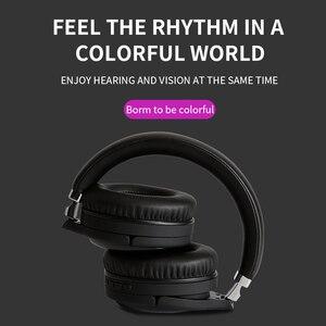 Image 2 - Anc bluetooth fone de ouvido com cancelamento de ruído ativo sem fio & com fio fone de ouvido com microfone fone graves profundos alta fidelidade som