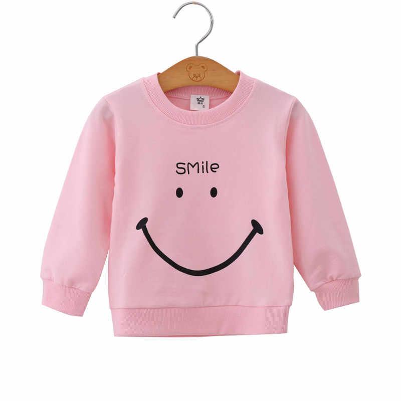 스웨터 아기 소년 소녀 면화 어린이 어린이 옷 긴 소매 스웨터 유아 운동복 아기 소녀 운동복